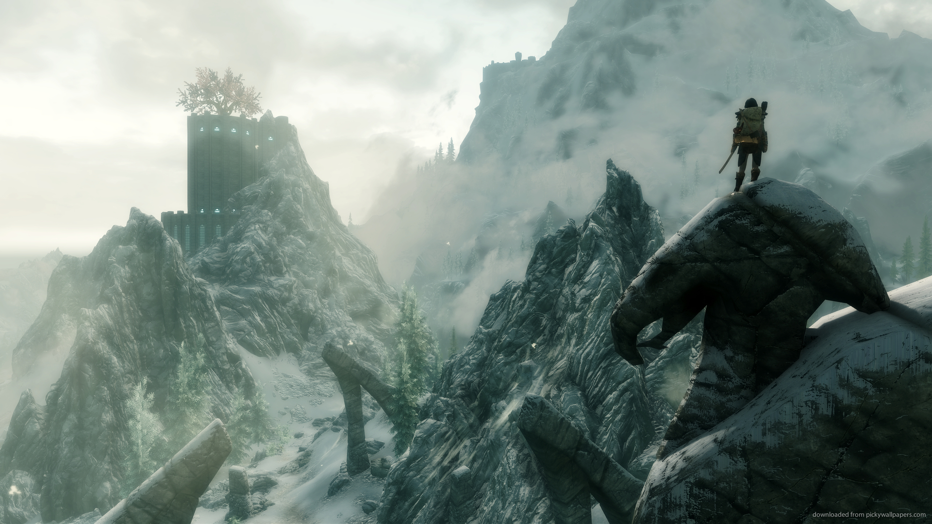 The Most Dangerously Addictive Games Of All Time skyrim1