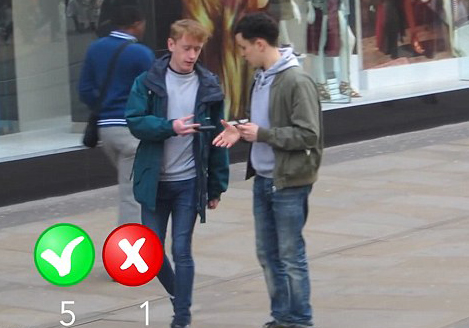 Social Experiment Reveals How Trustworthy The British Public Are wallet3