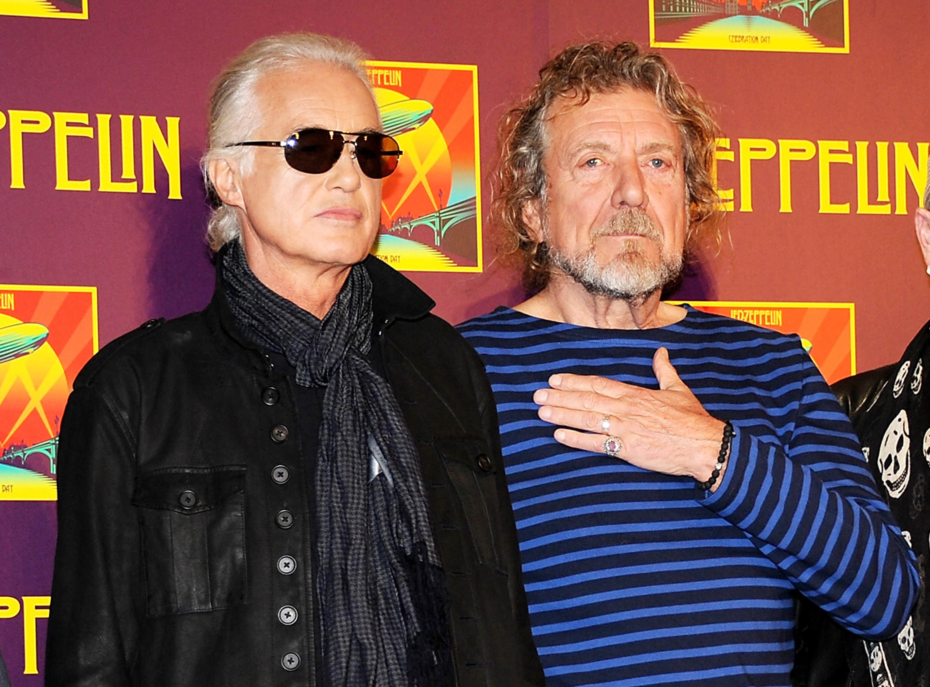 Led Zeppelin Face Copyright Trial Over Legendary Riff zep1