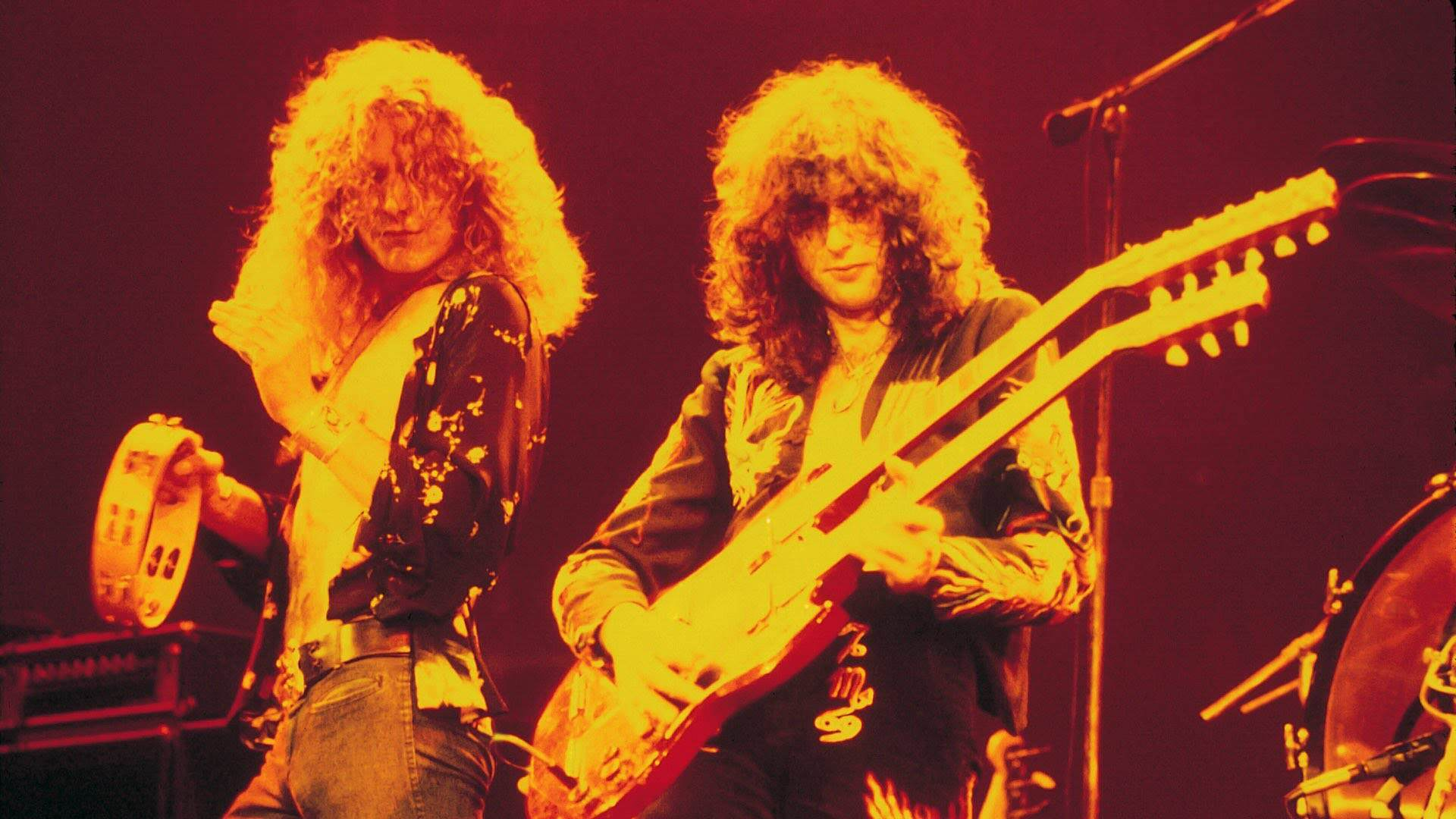 Led Zeppelin Face Copyright Trial Over Legendary Riff zep33