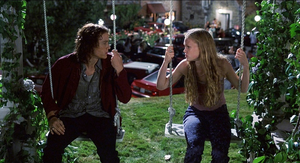 10 things i hate about you How To Tell If The Film You're Watching Is A Rom Com