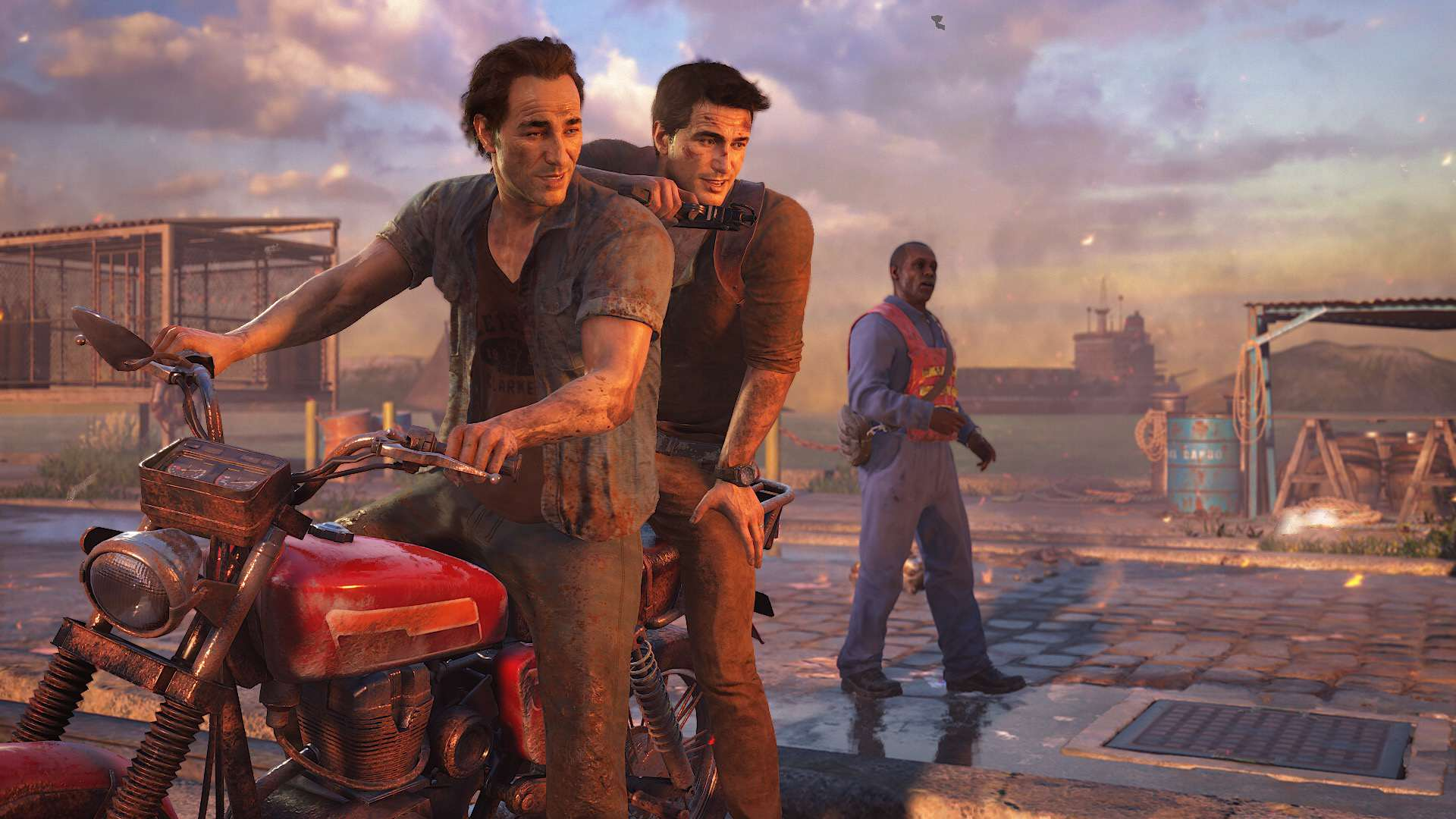 2886491 uncharted 4 drake sam survived 1 How One Disabled Player Inspired Uncharted 4s Accessibility Options