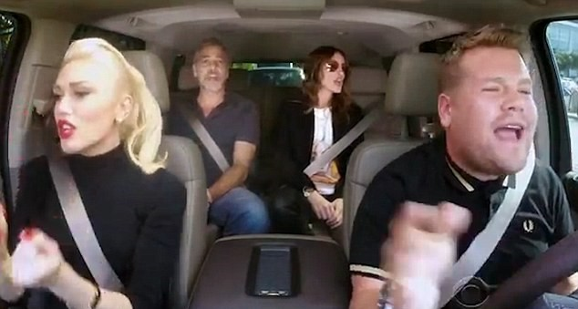 Is This The Best Carpool Karaoke Line up Ever? 33DBD9AB00000578 3574667 image a 28 1462438242630