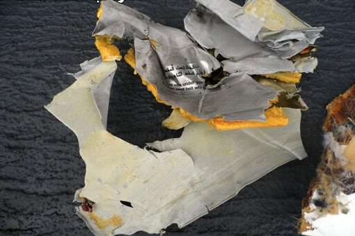 Debris of the Egyptair crash 3 Egyptian Military Releases First Images Of EgyptAir Wreckage
