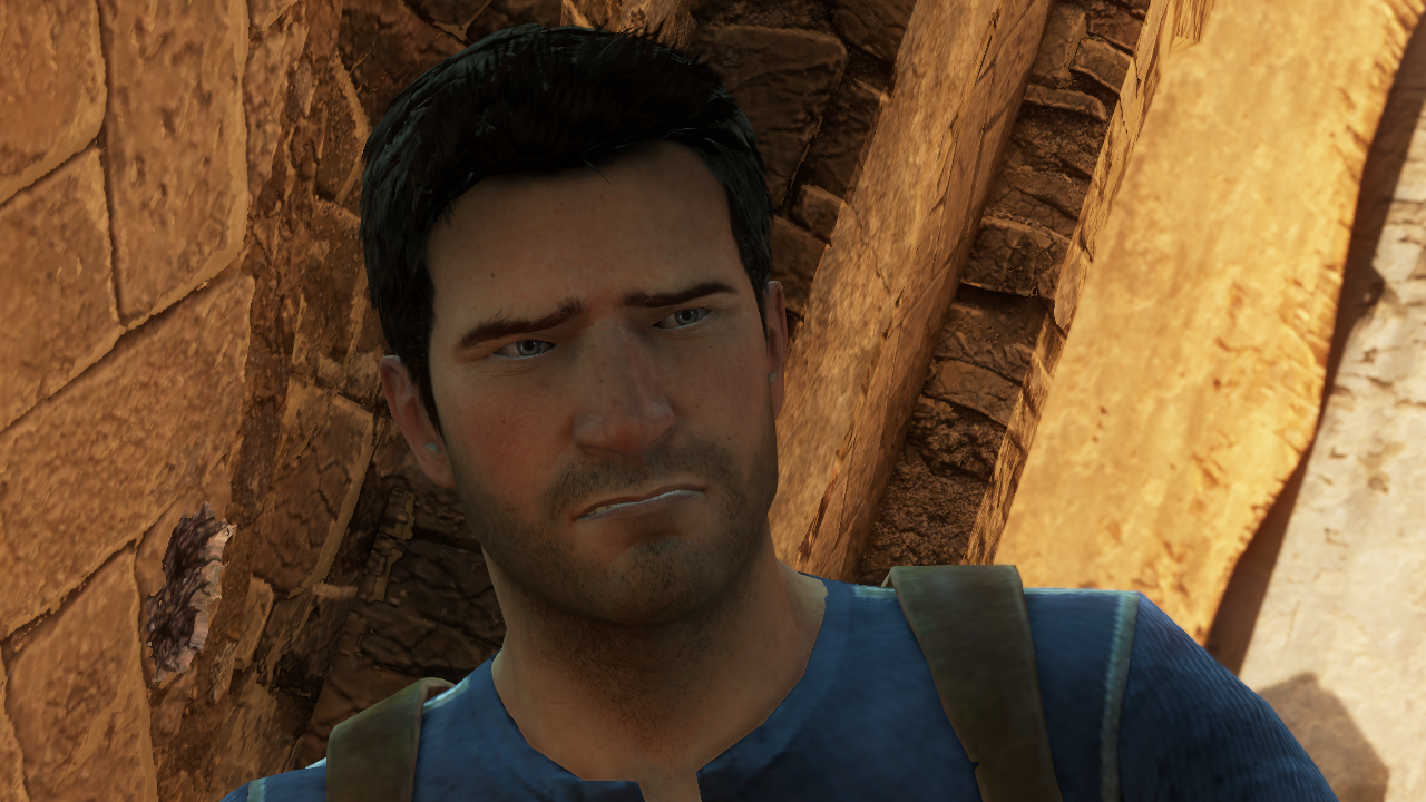 Drakes sad face Why Its Time We Chilled Out Over Videogame Reviews