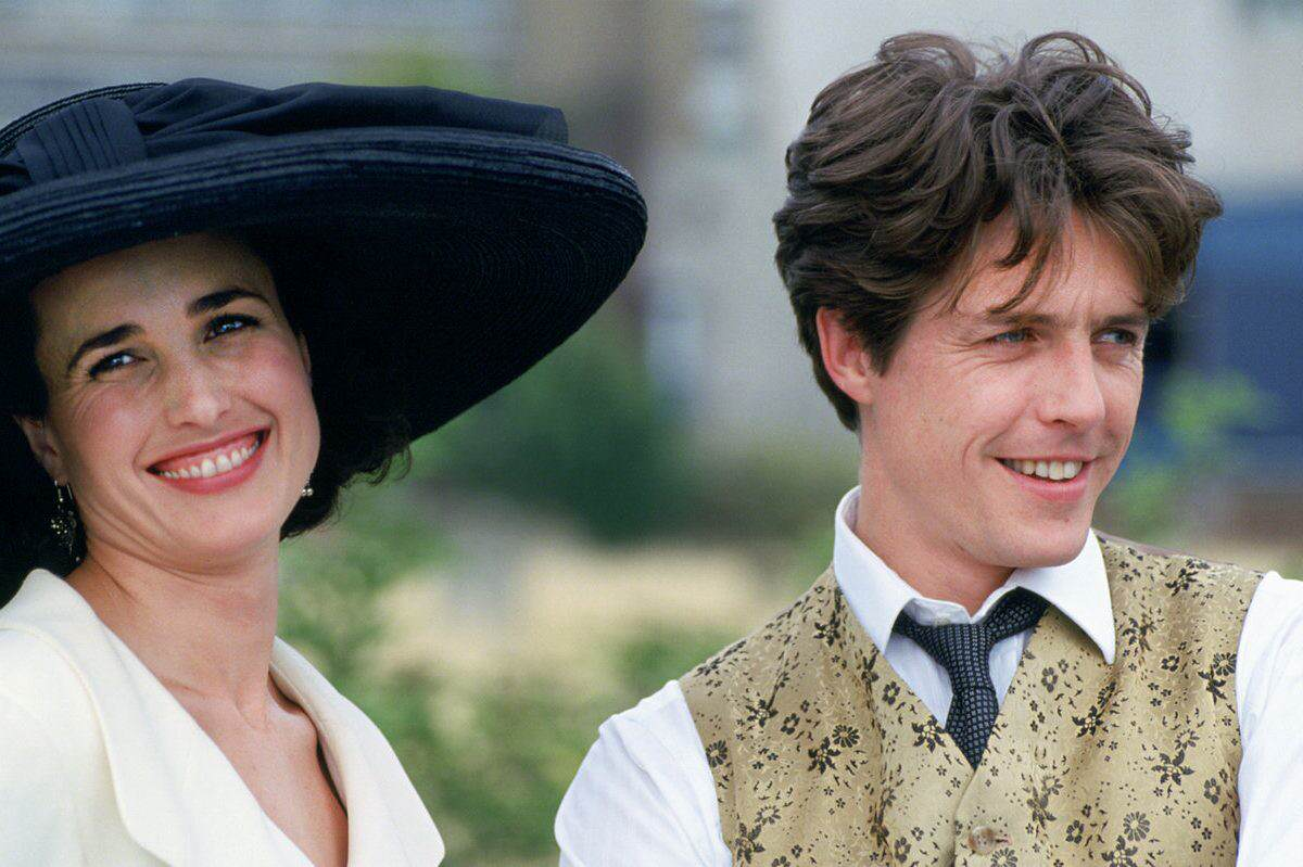 Four Weddings and a Funeral 1920x1080 1200x799 How To Tell If The Film You're Watching Is A Rom Com