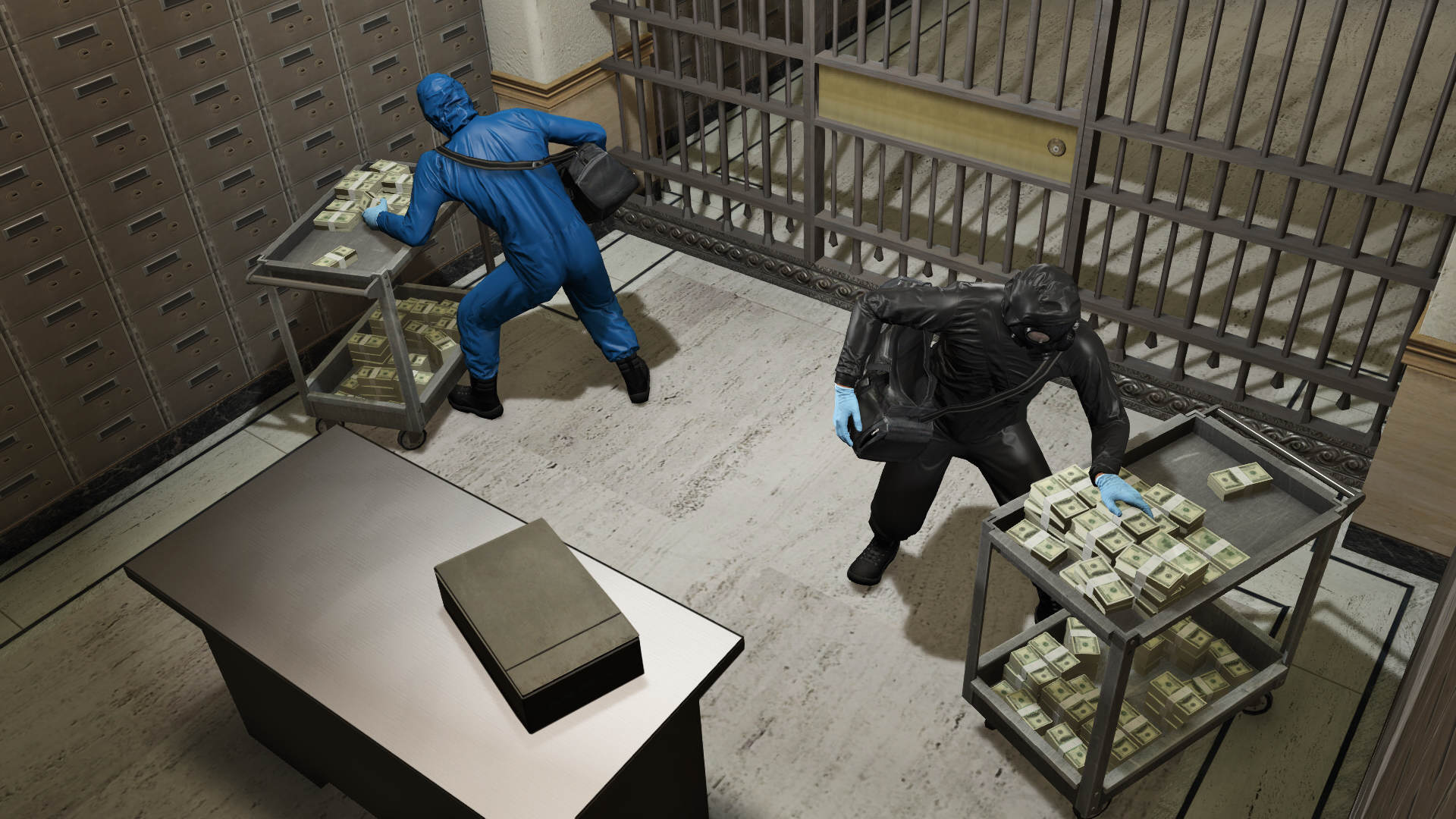 GTAV PS4 Heists 065 The 10 Best Selling Games Of 2015