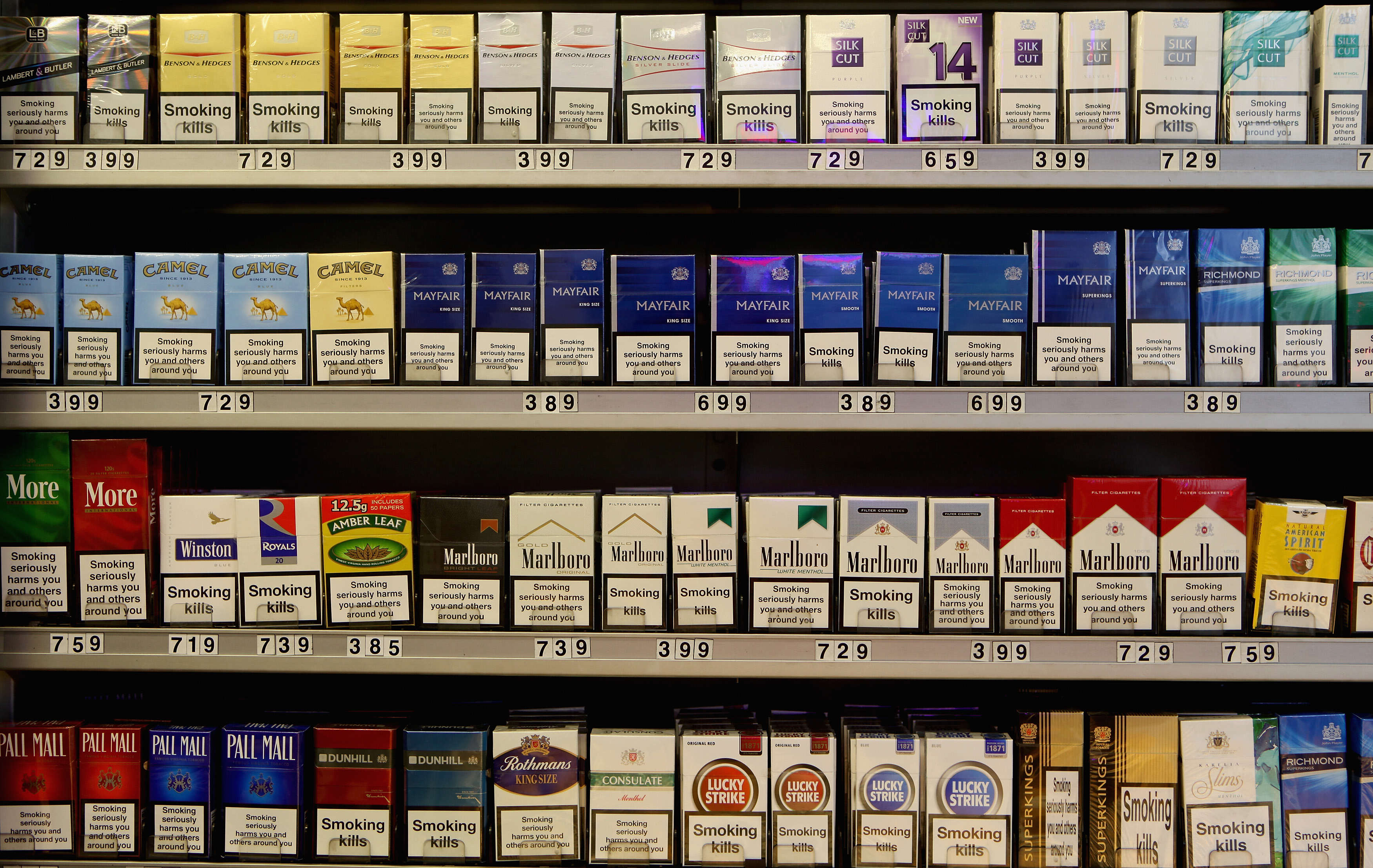 GettyImages 109888590 Government Cigarette Ban Is Bad News For Smokers