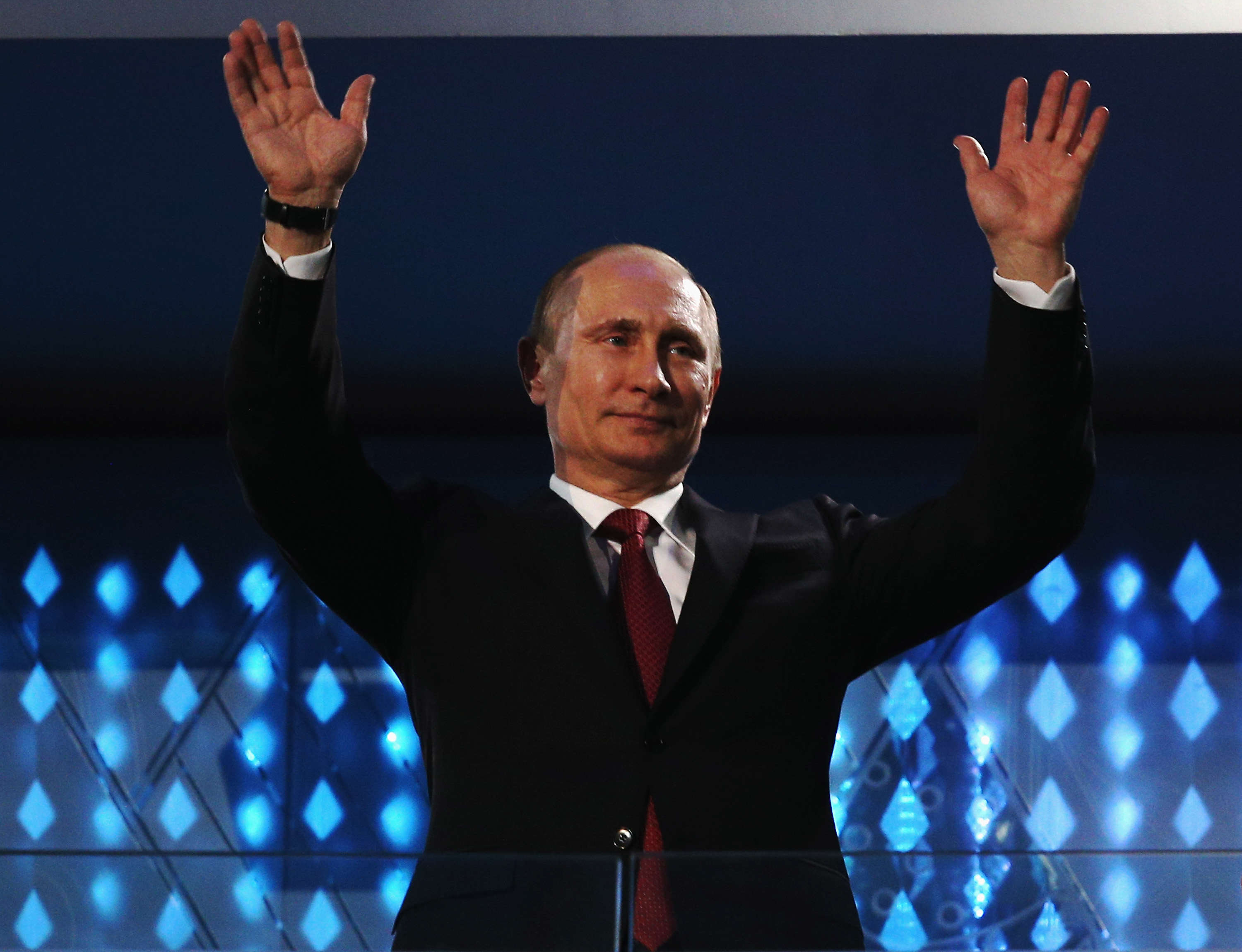 Putin Given Go Ahead To Build Super Army To Destroy ISIS GettyImages 479111301