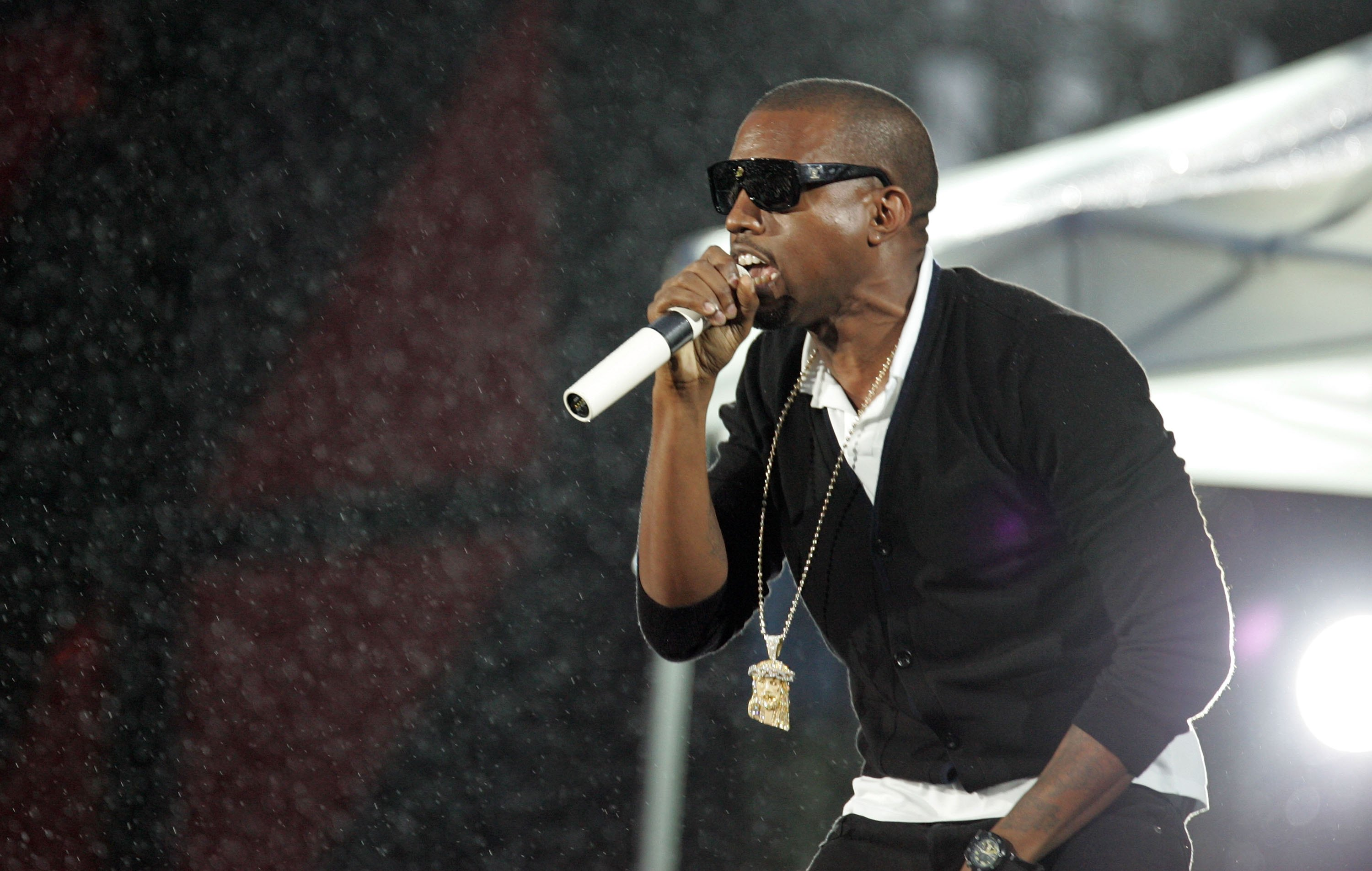 Kanye West Saved Lamar Odoms Life With The Power Of Rap GettyImages 72637546