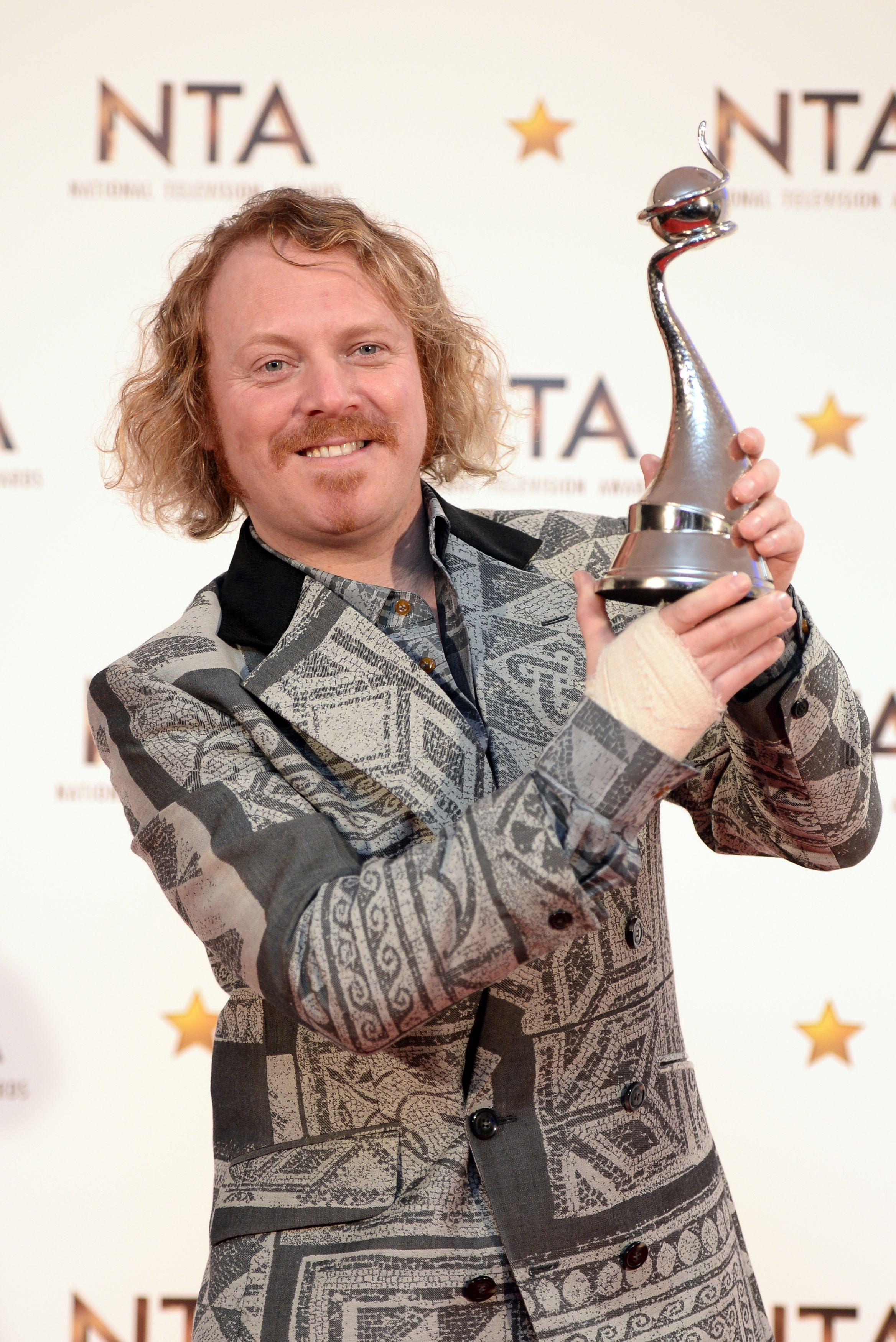 Keith Lemon Finally Reveals Reason For Bandage On Right Hand PA 22011113