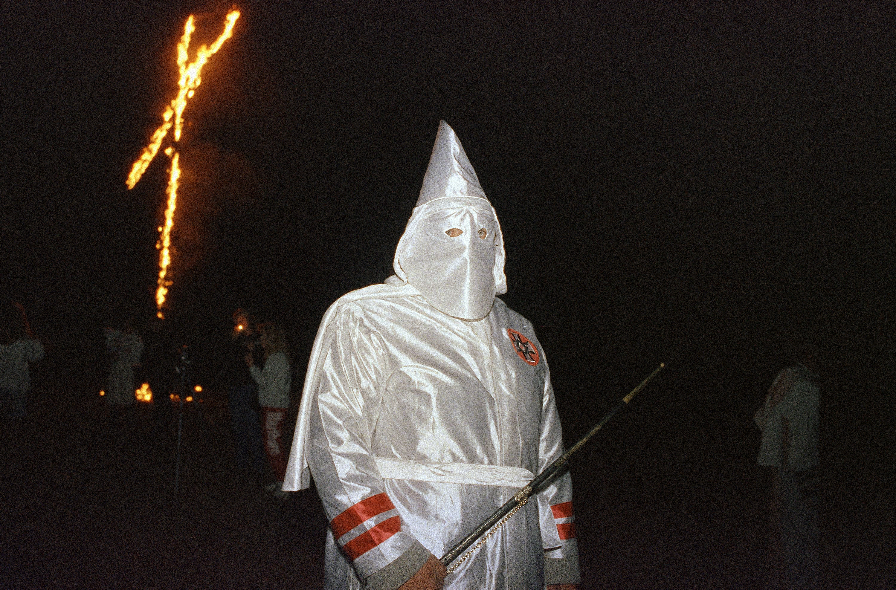 Grand Wizard Of KKK Just Announced Who Theyre Endorsing For President PA 9481912