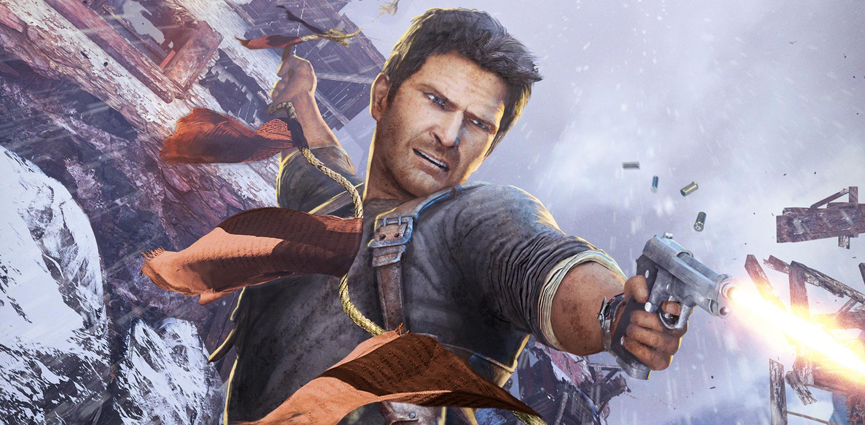 Uncharted 2 wallpaper Uncharted   The Story So Far