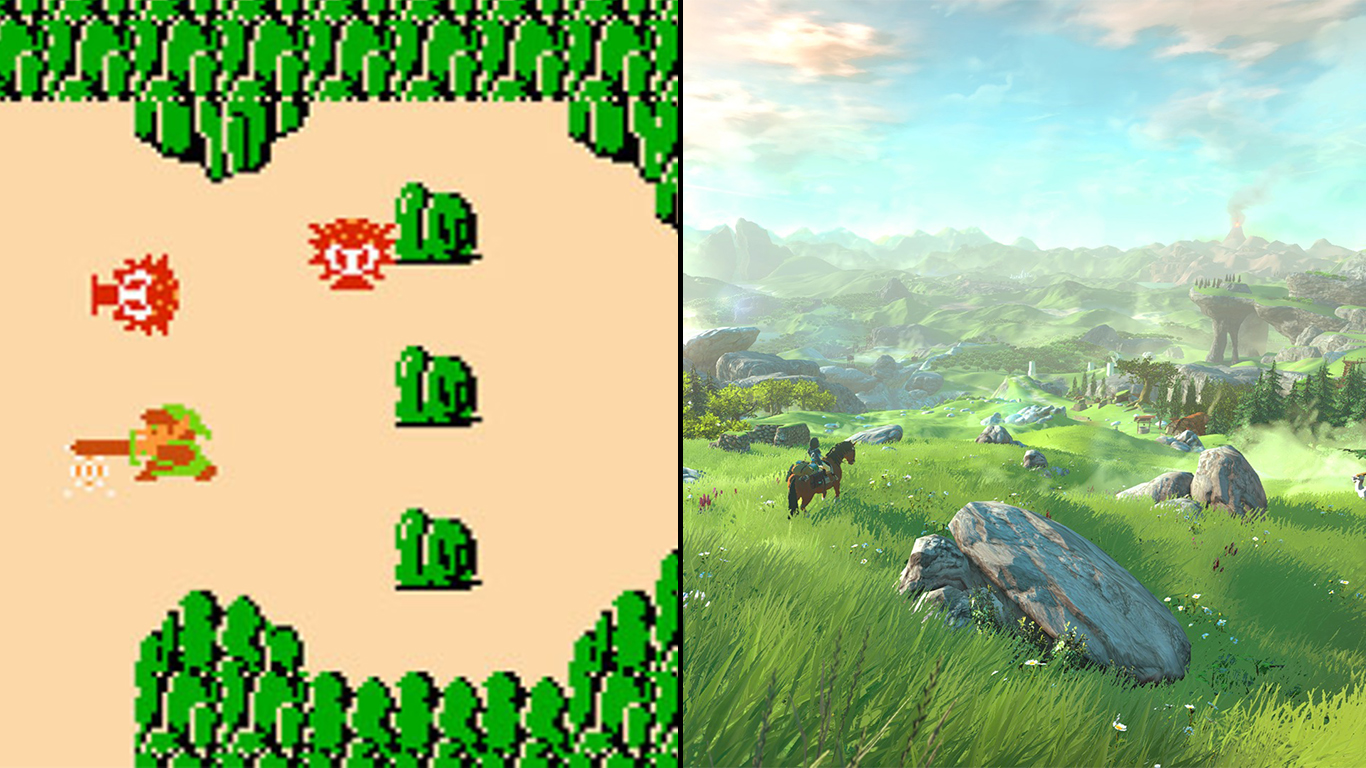 Untitled 1 14 11 Classic Videogame Franchises And Their Incredible Evolutions