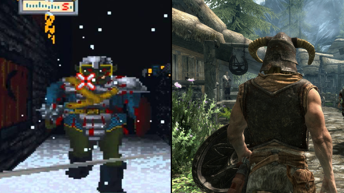 Untitled 1 22 11 Classic Videogame Franchises And Their Incredible Evolutions