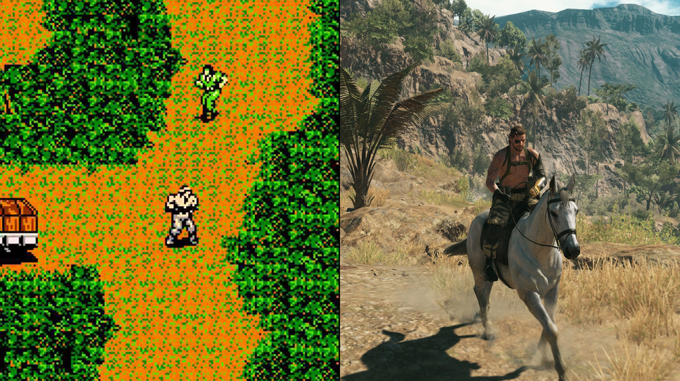 Untitled 1 26 11 Classic Videogame Franchises And Their Incredible Evolutions