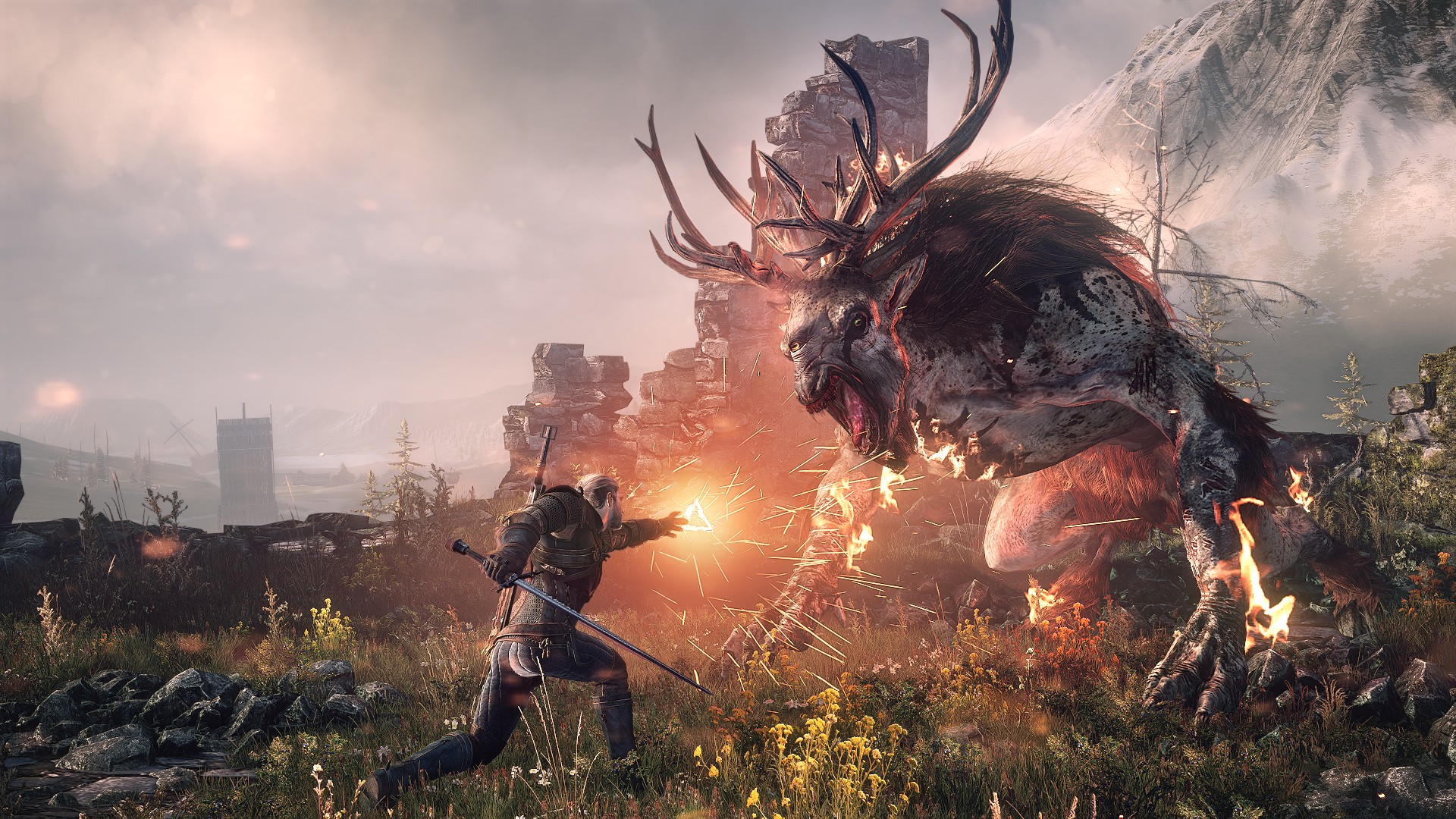 Witcher 3 Devs Hint At A Possible Fourth Game Witcher 3 001