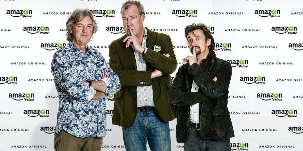 amazon1 Clarkson, Hammond And May Have Finally Named Their New Show