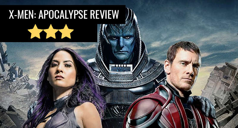 apocalypse thumb X Men: Apocalypse Is A Solid If Thoroughly Average Superhero Film