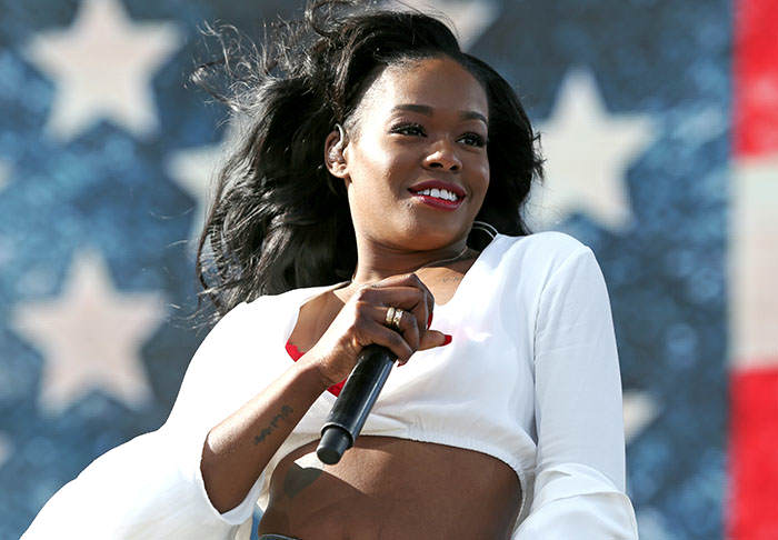 azealiapa2 Azealia Banks Disses Zayn Malik And Britain In Racist Twitter Rant
