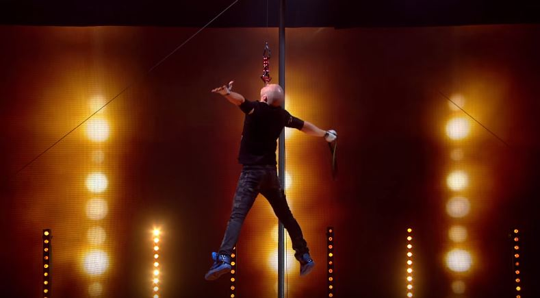 bgt 2 Britains Got Talent Star Banned For This Death Defying Act