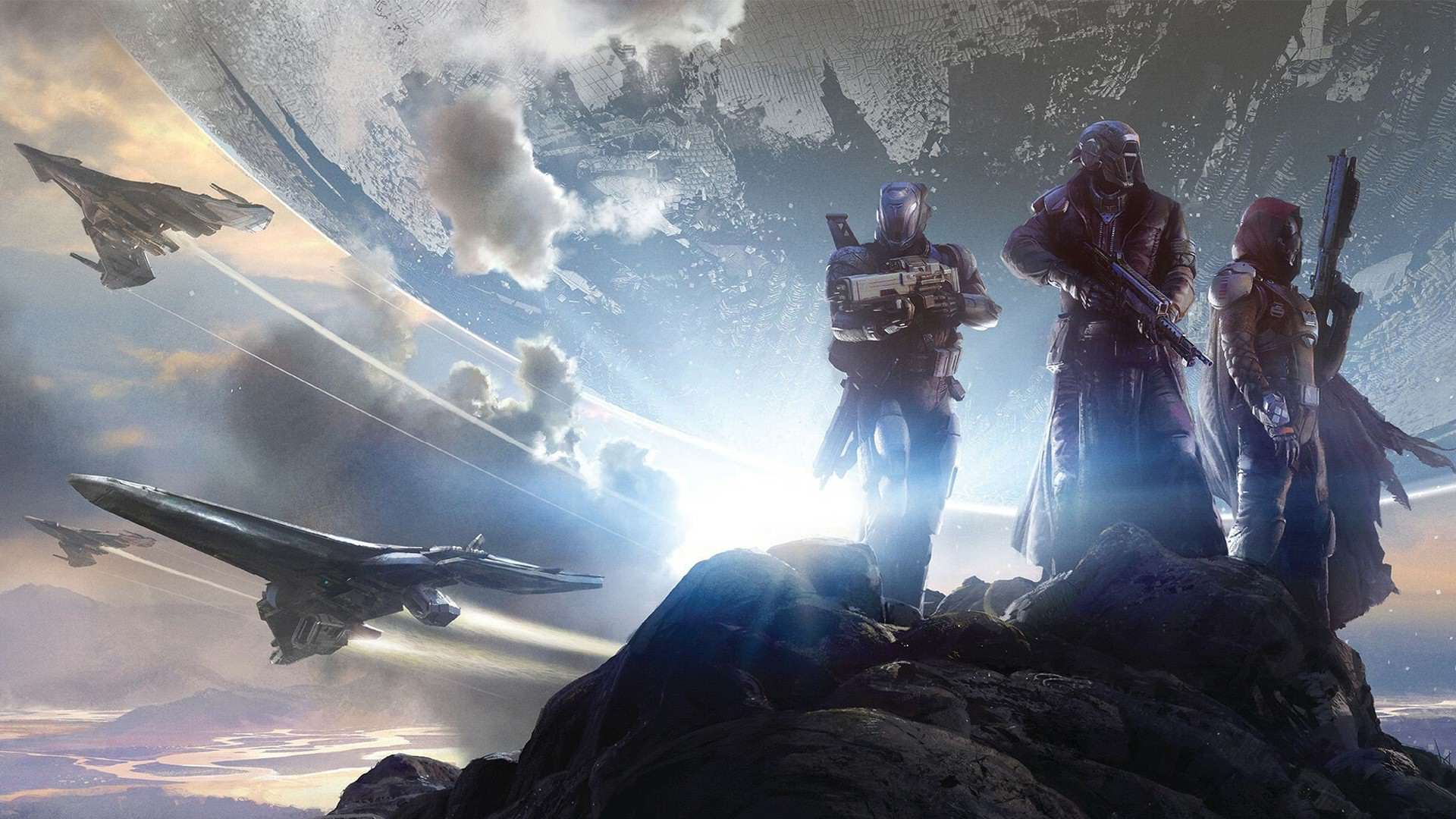destiny1 Destinys Next Expansion Leaked, Sequel Getting Rebooted
