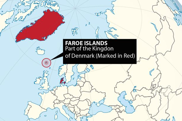 faroes Putin Urged To Destroy Island Off British Coast With Nuclear Bomb