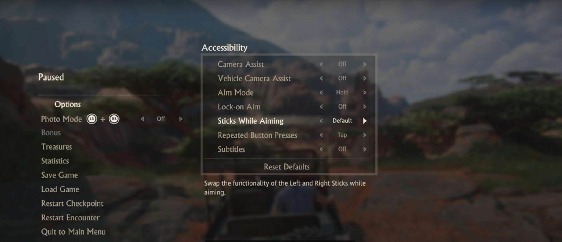 gcot8xisvyistdqslnve How One Disabled Player Inspired Uncharted 4s Accessibility Options