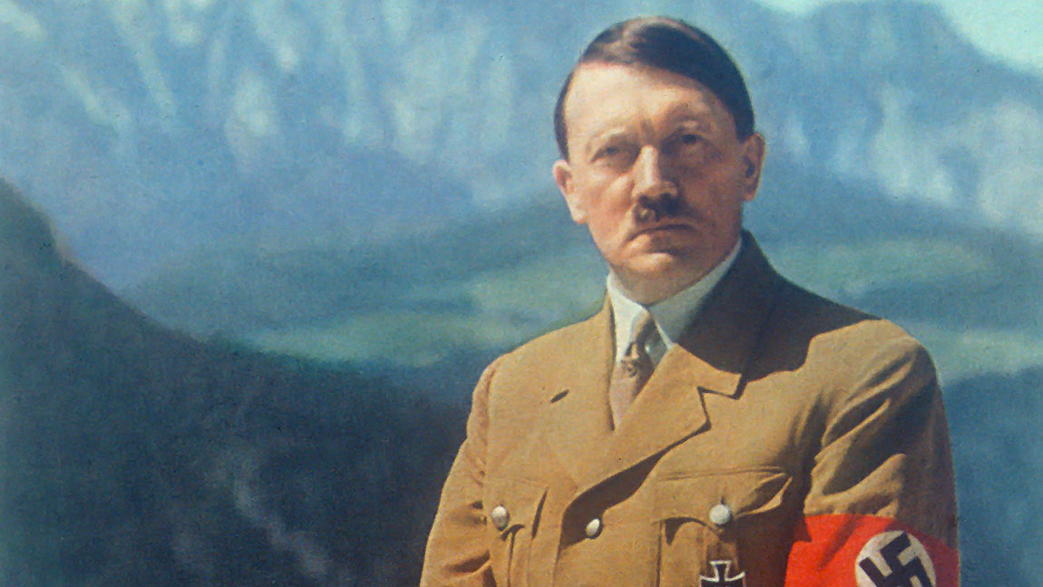 hitler2 New Claims Combine Hitler, Jesus And Britain Into Craziest Conspiracy Theory Yet