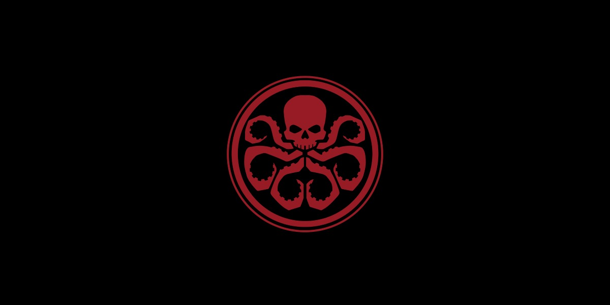 hydra logo what marvel movie fans need to know Why Im Team Cap: In Heroes We Trust