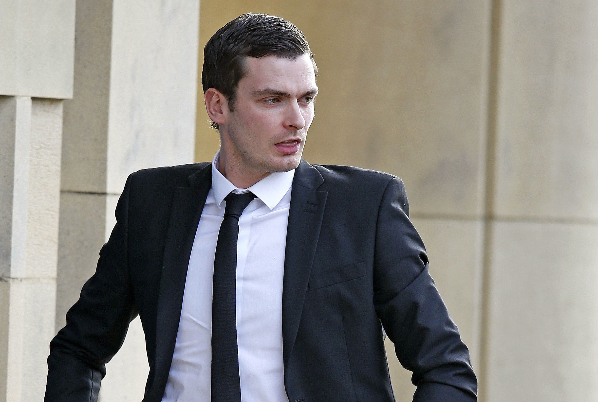 johnspon4 Adam Johnson Attacked In Jail After Getting Cocky With Other Inmates