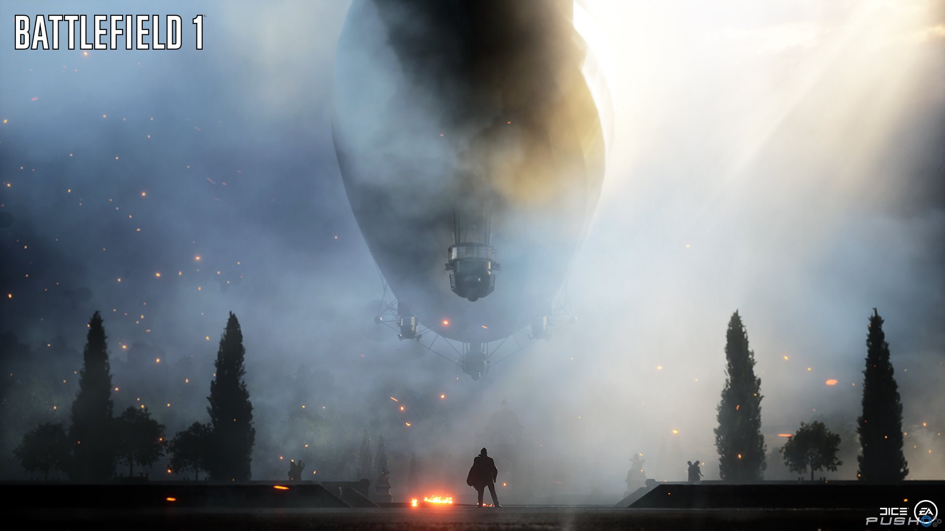 large Fan Remakes Battlefield 1 Trailer In GTA 5 With Hilarious Results