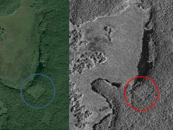 maya1 15 Year Old Discovers Ancient Lost City In Middle Of Jungle