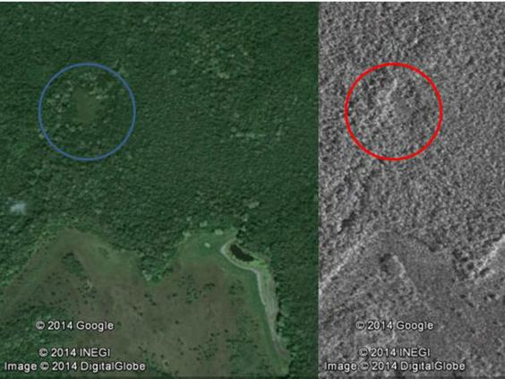 maya2 15 Year Old Discovers Ancient Lost City In Middle Of Jungle