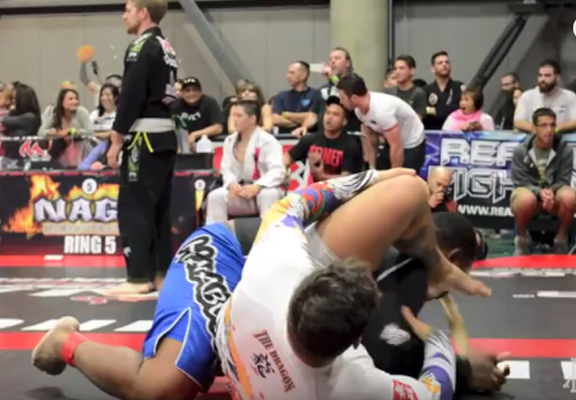 mma vomit featured Is This Stinker Of A Move The Dirtiest In The History Of MMA?