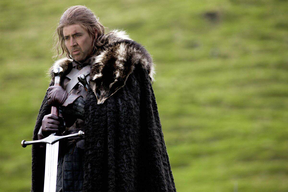 ned stark 1200x800 Nicolas Cage As Every Game Of Thrones Character Is Hilarious