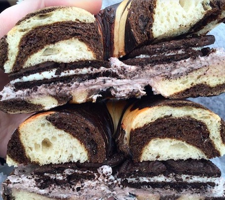 oreobagel2 Oreo Bagels Could Be The Most Indulgent Breakfast Treat Yet
