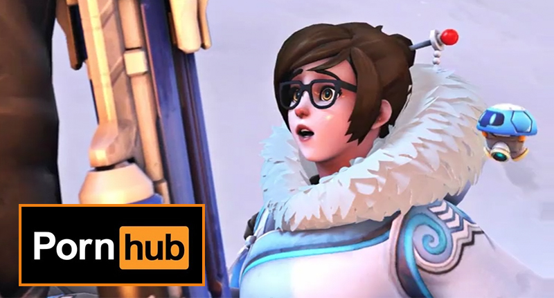 overwatch porn FB This Video Game Inspired Porn Is Being Removed From Pornhub