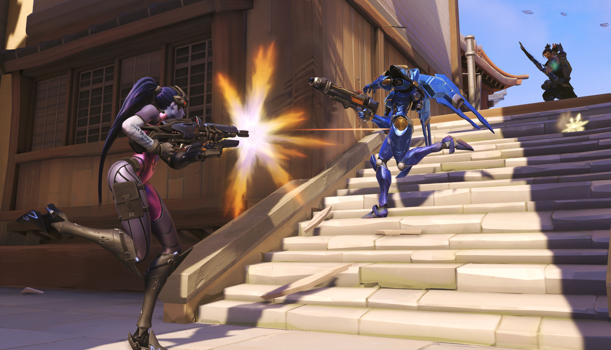 overwatch widowmaker screenshot 005 2068.0 Overwatch Just Broke This Impressive Sales Record For Blizzard