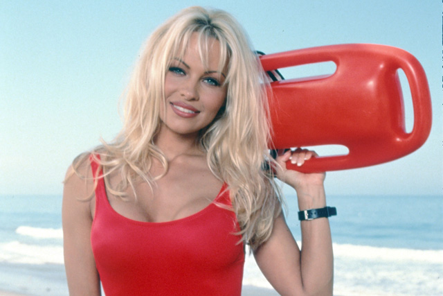 pamelabaywatch Baywatch Stars Would Sneak Off To Have Sex On Set, Apparently