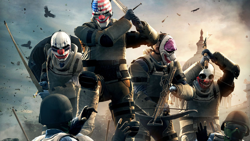 Payday 3 Confirmed, Plus Great News For Payday 2 Players payday 2 chivalry