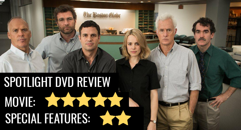 Spotlight: A DVD Everyone Should Own spotlight review thumb