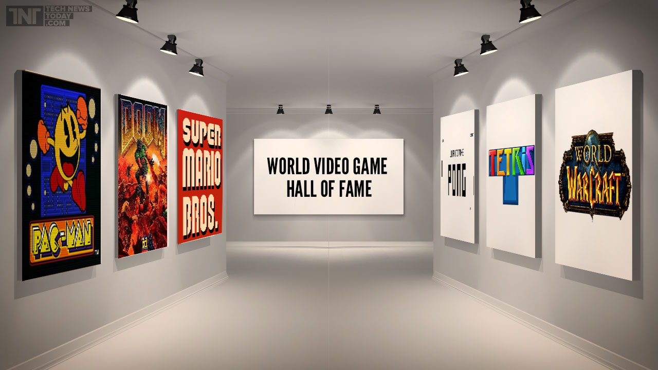 2016s Videogame Hall Of Fame Winners Announced the first six names in the world video game hall of fame