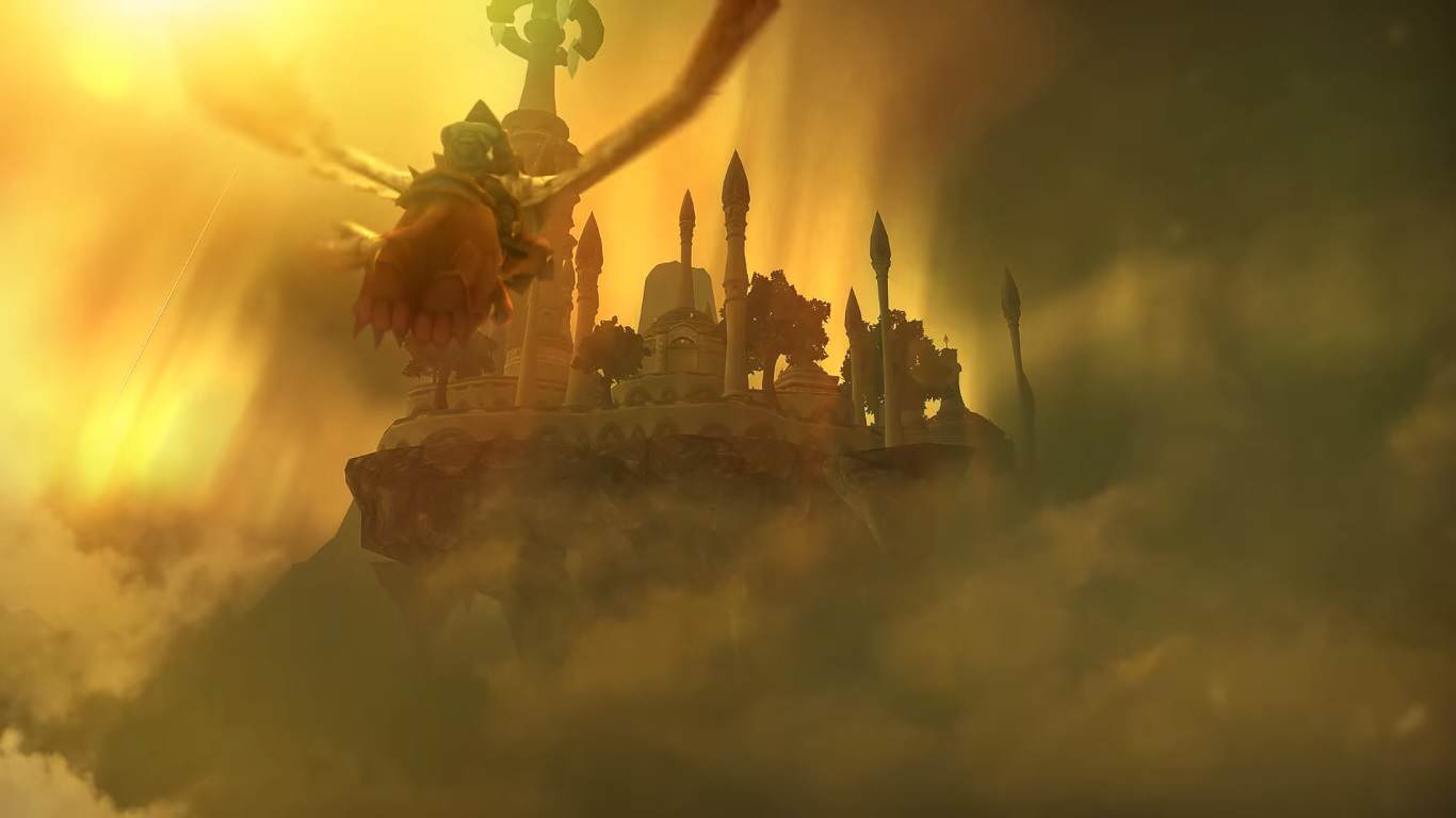 Fan Remakes Warcraft Trailer In World Of Warcraft warcraft