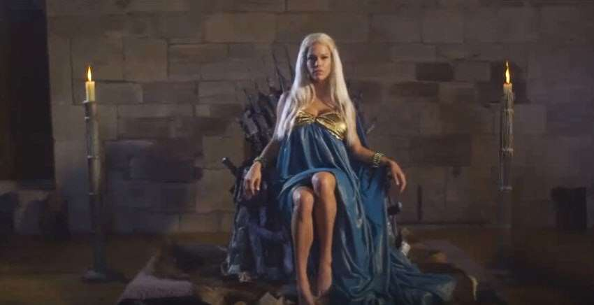 xxx 9 This Game Of Thrones Porno Takes Parodies To New Levels