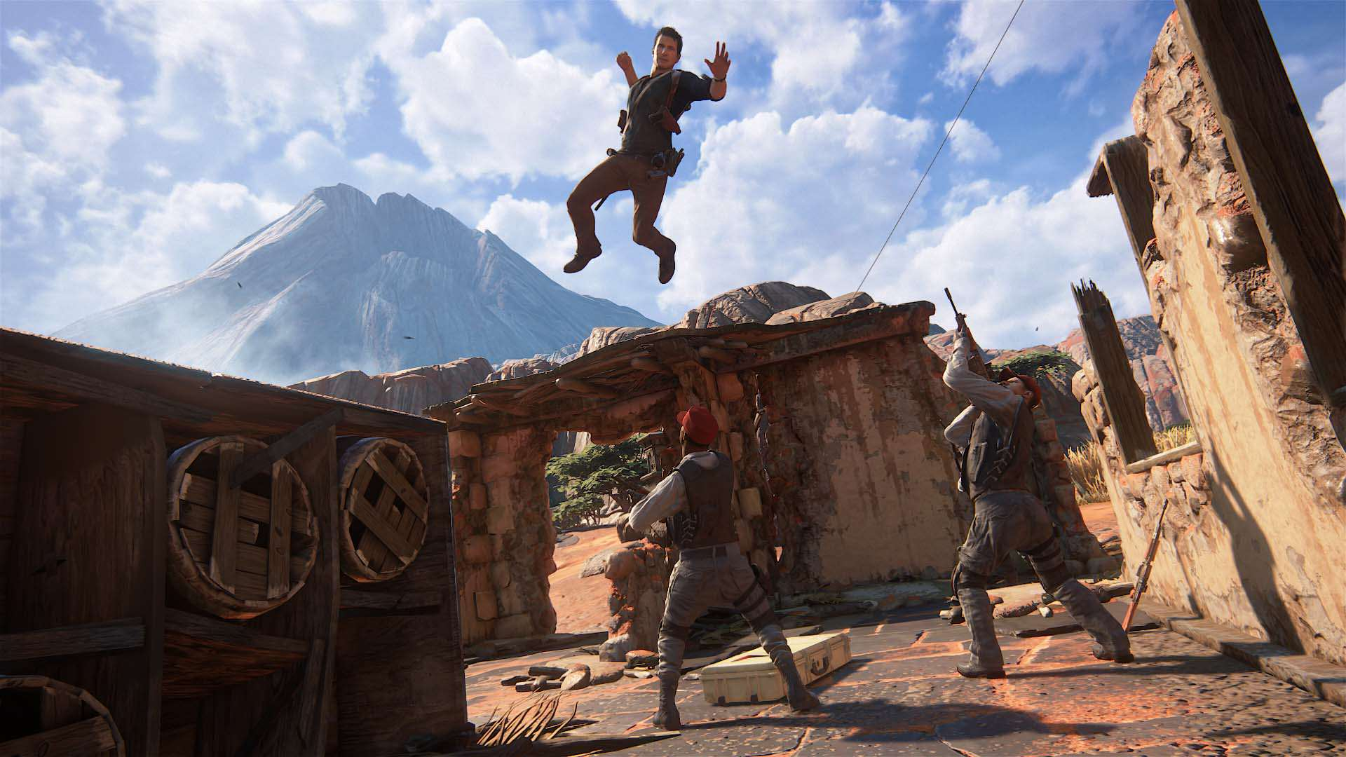3038849 mad preview still 05 Naughty Dog Give Update On Uncharted 4s Single Player DLC