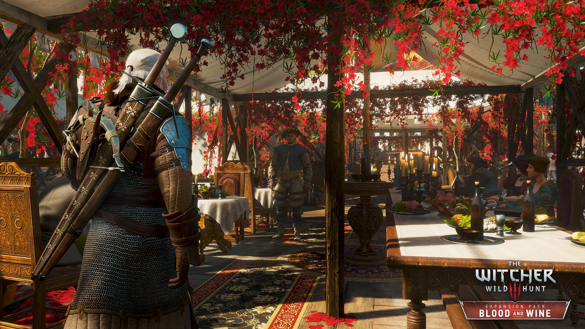 3052433 the witcher 3 wild hunt blood and wine beauclair is all kinds of fancy rgb en Witcher 3: Blood And Wine Is A Fitting End To Geralts Adventures