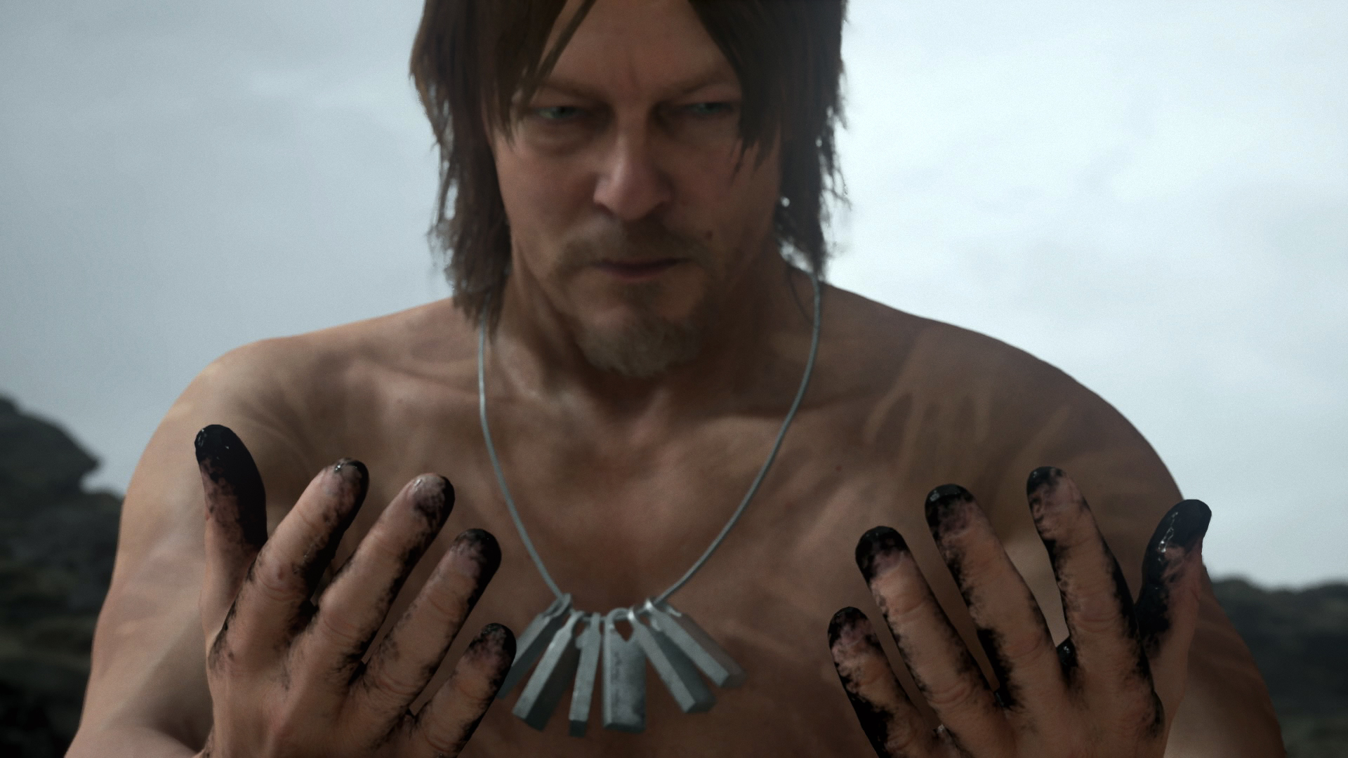 3079378 deathstranding screen ps4 007 1465877396 Kojima Shoots Down Several Death Stranding Theories