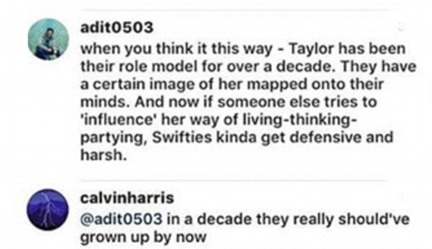 359CE17200000578 3657709 image m 23 1466747906610 Calvin Harris Spills Shock Secrets On Taylor Swift Split