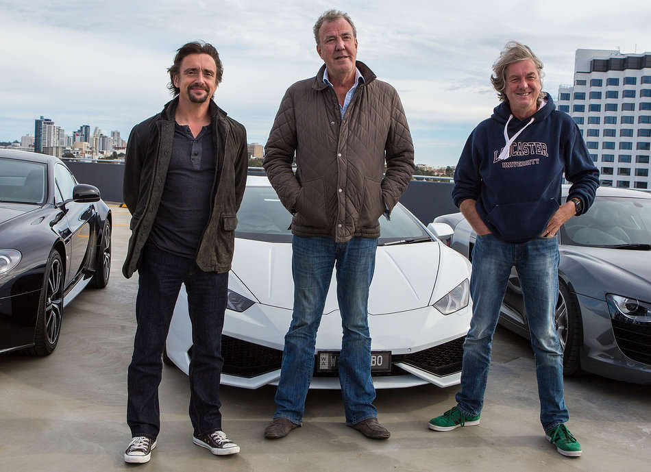 New Top Gear Host Throws Shade At Past It Jeremy Clarkson